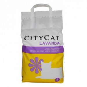 ARENA CITY CAT LAVANDA 5 KG