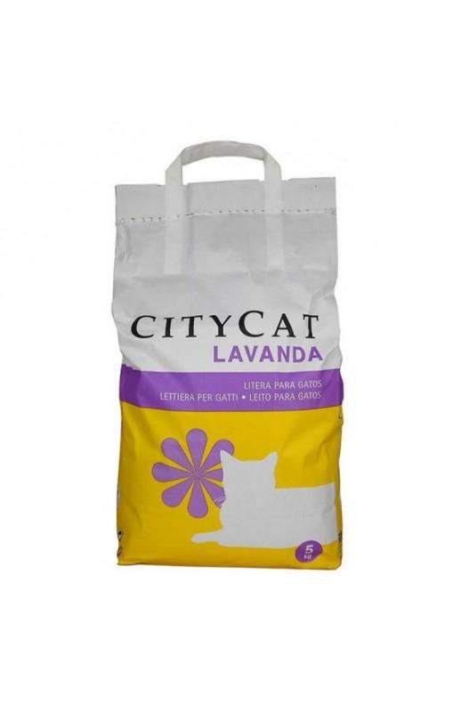 ARENA CITY CAT LAVANDA 5 KG