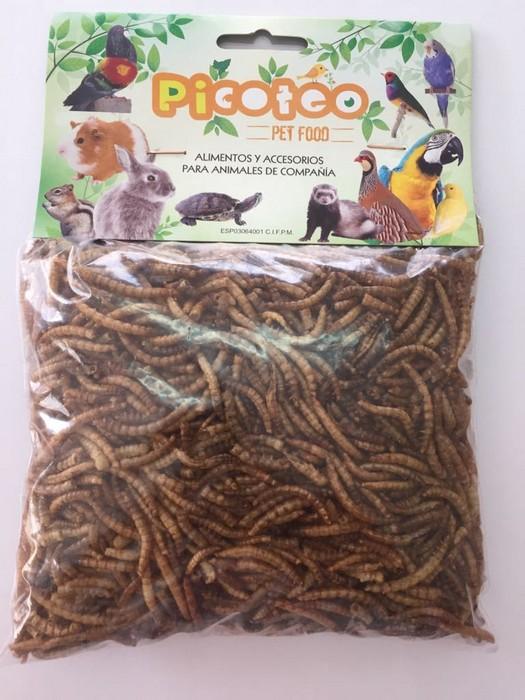 Larvas tenebrio 500 gr