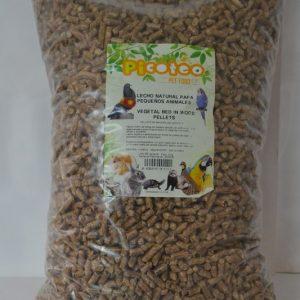 Lecho natural pellet madera 1 Kg