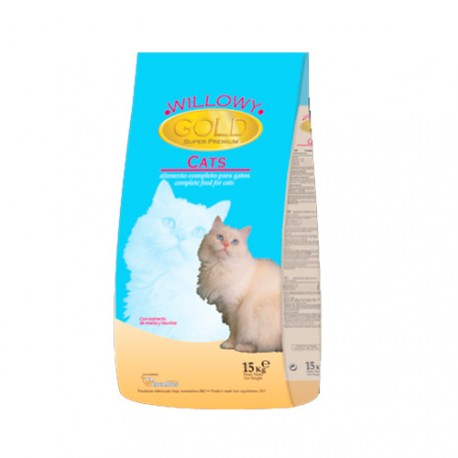 Willowy gold cats 10 Kg