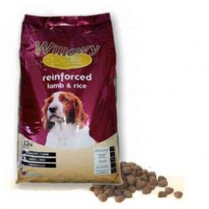 Willowy gold rainforced lamb&rice 15 Kg