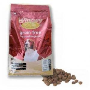 Willowy gold grain free hypoallergenic 10 Kg