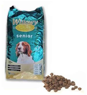 Willowy gold senior 15 Kg